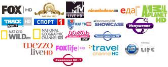 Каналы в формате Full HD