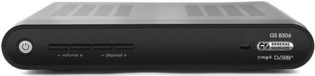 Ресивер GS-8306 HD
